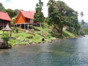 cottages 'Wisma PT.Pusri' @Danau Ranau